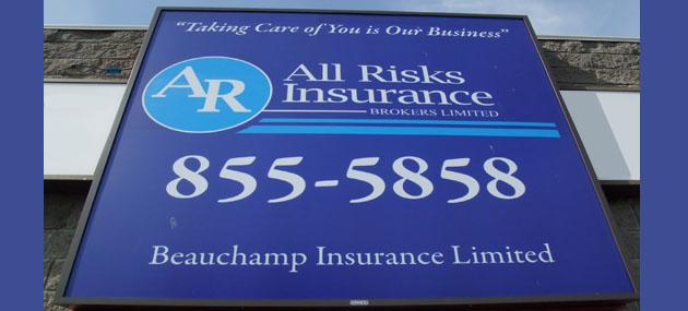 Insurance Brokers in Sudbury Ontario - All-Risks Insurance